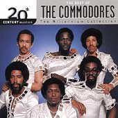 The Commodores cover image